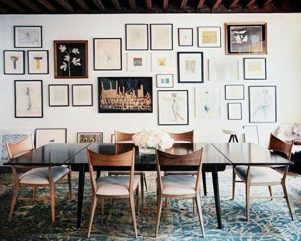 Фотография: Кухня и столовая в стиле Прованс и Кантри, Декор интерьера, Декор дома, Стены, Картины, Постеры – фото на InMyRoom.ru