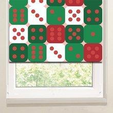 Рулонные шторы в офис: Игральные кости