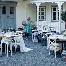 Фотография: Терраса в стиле Кантри, Декор интерьера, DIY, Дом, Мебель и свет, Декор дома, IKEA – фото на InMyRoom.ru