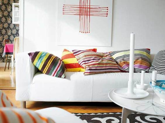 Фотография: Гостиная в стиле Прованс и Кантри, Скандинавский, Индустрия, Люди, IKEA – фото на InMyRoom.ru
