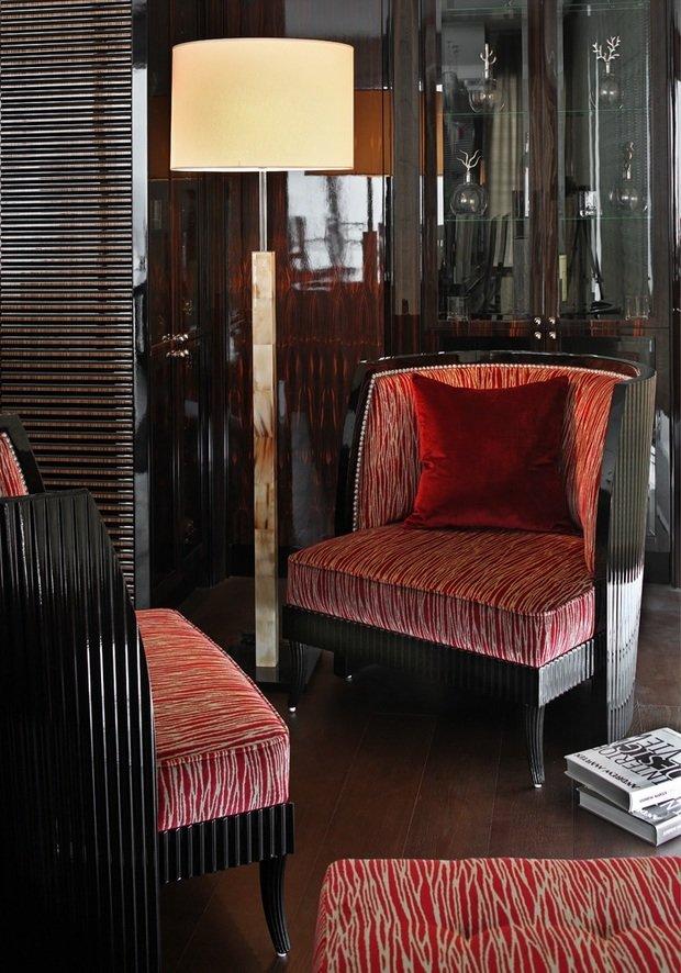 Фото из портфолио Частные апартаменты в Москва-Сити – фотографии дизайна интерьеров на INMYROOM