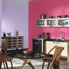 Фотография: Кухня и столовая в стиле Минимализм, Декор интерьера, Дизайн интерьера, Цвет в интерьере, Стены – фото на InMyRoom.ru
