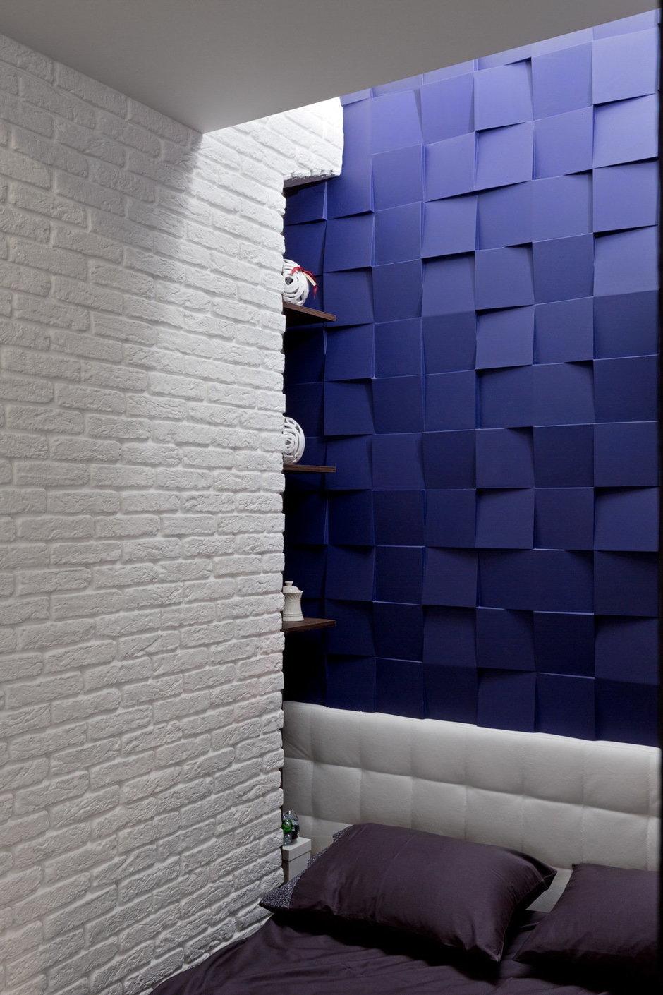 Фотография: Декор в стиле , Малогабаритная квартира, Квартира, Дома и квартиры, Перепланировка – фото на InMyRoom.ru
