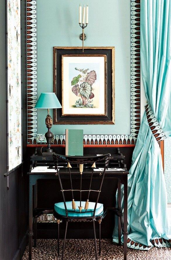 Фотография: Мебель и свет в стиле Прованс и Кантри, Восточный, Дизайн интерьера – фото на InMyRoom.ru