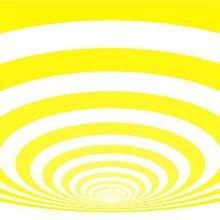 """Модульная картина на холсте """"Цветные круги"""""""