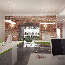 Фото из портфолио Дизайн интерьера офиса компании ORIFLAME Latvia в Риге – фотографии дизайна интерьеров на InMyRoom.ru