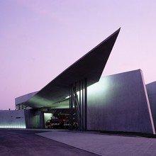 Фото из портфолио Уникальные архитектурные шедевры Заха Хадид – фотографии дизайна интерьеров на InMyRoom.ru
