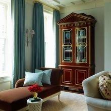 Фотография: Гостиная в стиле Кантри, Декор интерьера, Текстиль, Подушки – фото на InMyRoom.ru