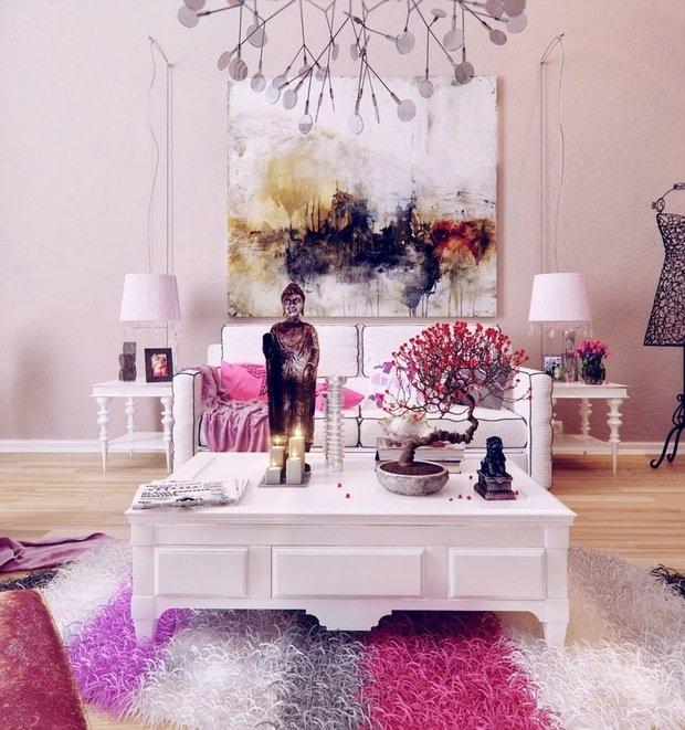 Фотография: Прочее в стиле , Декор интерьера, Аксессуары, Декор, Декор дома, Цветы, Журнальный столик – фото на InMyRoom.ru