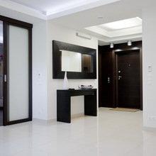 Фото из портфолио Квартира в стиле минимализм, хай-тек. – фотографии дизайна интерьеров на InMyRoom.ru
