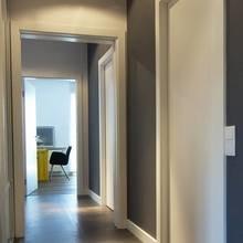 Фотография:  в стиле Современный, Лофт, Квартира, Дома и квартиры, Индустриальный, Польша – фото на InMyRoom.ru