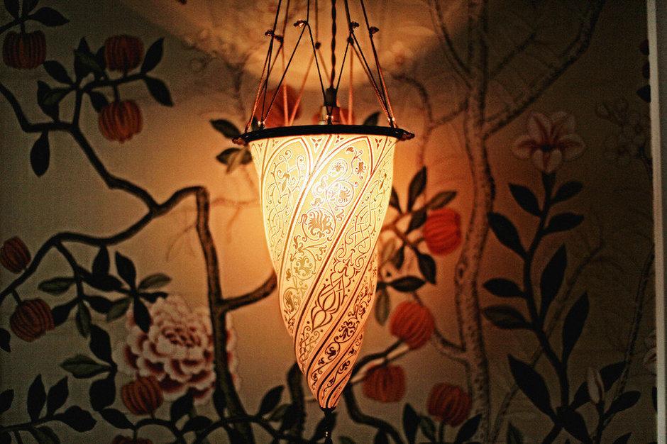 Фотография: Мебель и свет в стиле Восточный, Спальня, Дизайн интерьера, Проект недели – фото на InMyRoom.ru