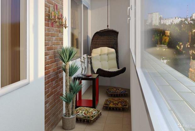 Фотография:  в стиле , Балкон, Советы, VEKA – фото на InMyRoom.ru