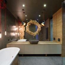 Фото из портфолио Интересный лофт – фотографии дизайна интерьеров на INMYROOM