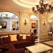 Фото из портфолио Дом в Классическом стиле Барокко 1700 кв.м – фотографии дизайна интерьеров на InMyRoom.ru