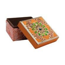 Декоративная шкатулка Blossom Orange