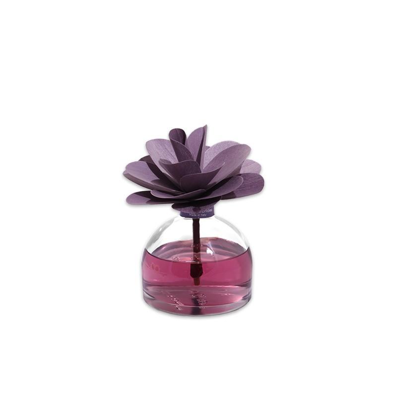 Купить Ароматический диффузор с цветком орхидея и драгоценное дерево 200 мл, inmyroom, Италия