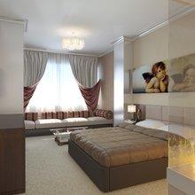 Фото из портфолио Дизайн апарт отеля – фотографии дизайна интерьеров на INMYROOM