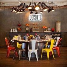 Фотография: Кухня и столовая в стиле Эклектика, Декор интерьера, Moooi, Мебель и свет, Светильник – фото на InMyRoom.ru
