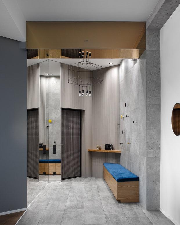 Фотография: Прихожая в стиле Современный, Квартира, Проект недели, 3 комнаты, Более 90 метров, Владивосток, Miyao Studio – фото на INMYROOM