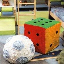 Фотография: Детская в стиле Современный, Декор интерьера, Декор дома, Подушки – фото на InMyRoom.ru