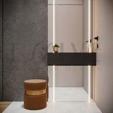 Фото из портфолио Дизайн интерьера квартиры в ЖК Зиларт – фотографии дизайна интерьеров на INMYROOM