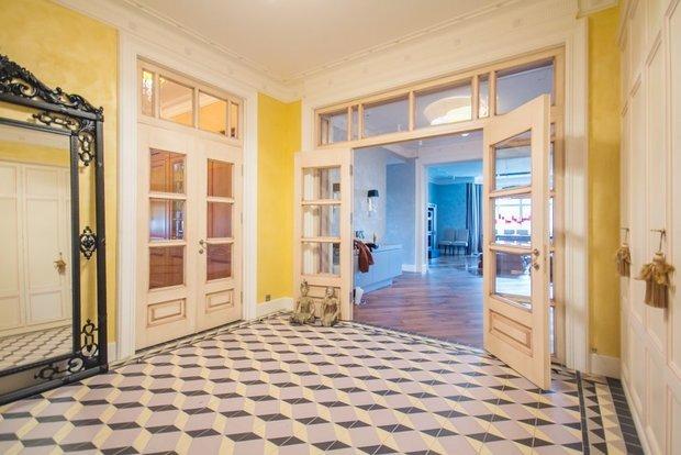 Фото из портфолио Квартира на Татарской – фотографии дизайна интерьеров на INMYROOM