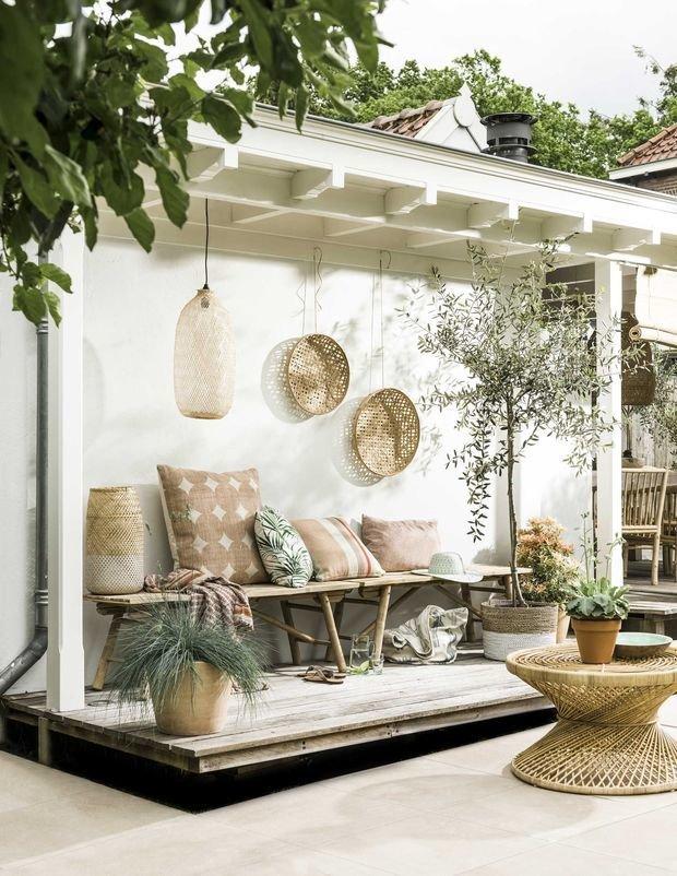 Фотография: Терраса в стиле Эко, Советы, Дом и дача – фото на INMYROOM
