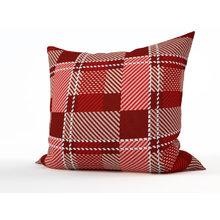 Декоративная подушка: Оригинальные квадраты