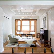 Фотография: Гостиная в стиле Кантри, Дом, Дома и квартиры, Перепланировка, Нью-Йорк – фото на InMyRoom.ru
