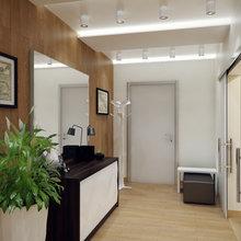 Фотография: Прихожая в стиле Современный, Квартира, Дома и квартиры, Минимализм, Эко – фото на InMyRoom.ru