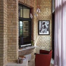 Фотография: Балкон, Терраса в стиле Лофт, Квартира, Украина, Дома и квартиры, Проект недели – фото на InMyRoom.ru