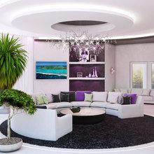 Фото из портфолио Современный дом – фотографии дизайна интерьеров на INMYROOM