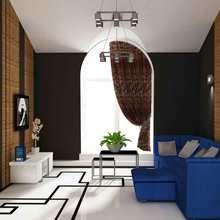 Фото из портфолио Реализация проекта квартиры, Аптекарская набережная – фотографии дизайна интерьеров на INMYROOM