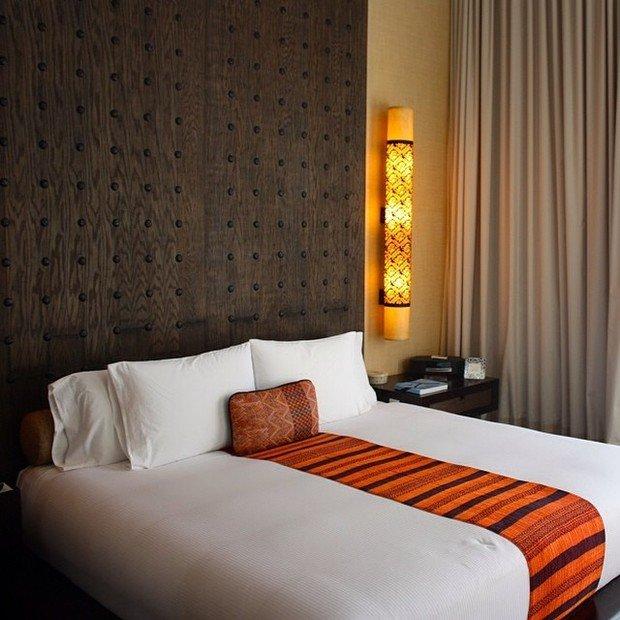 Фотография: Спальня в стиле Восточный, Декор интерьера, Малогабаритная квартира, Советы – фото на InMyRoom.ru