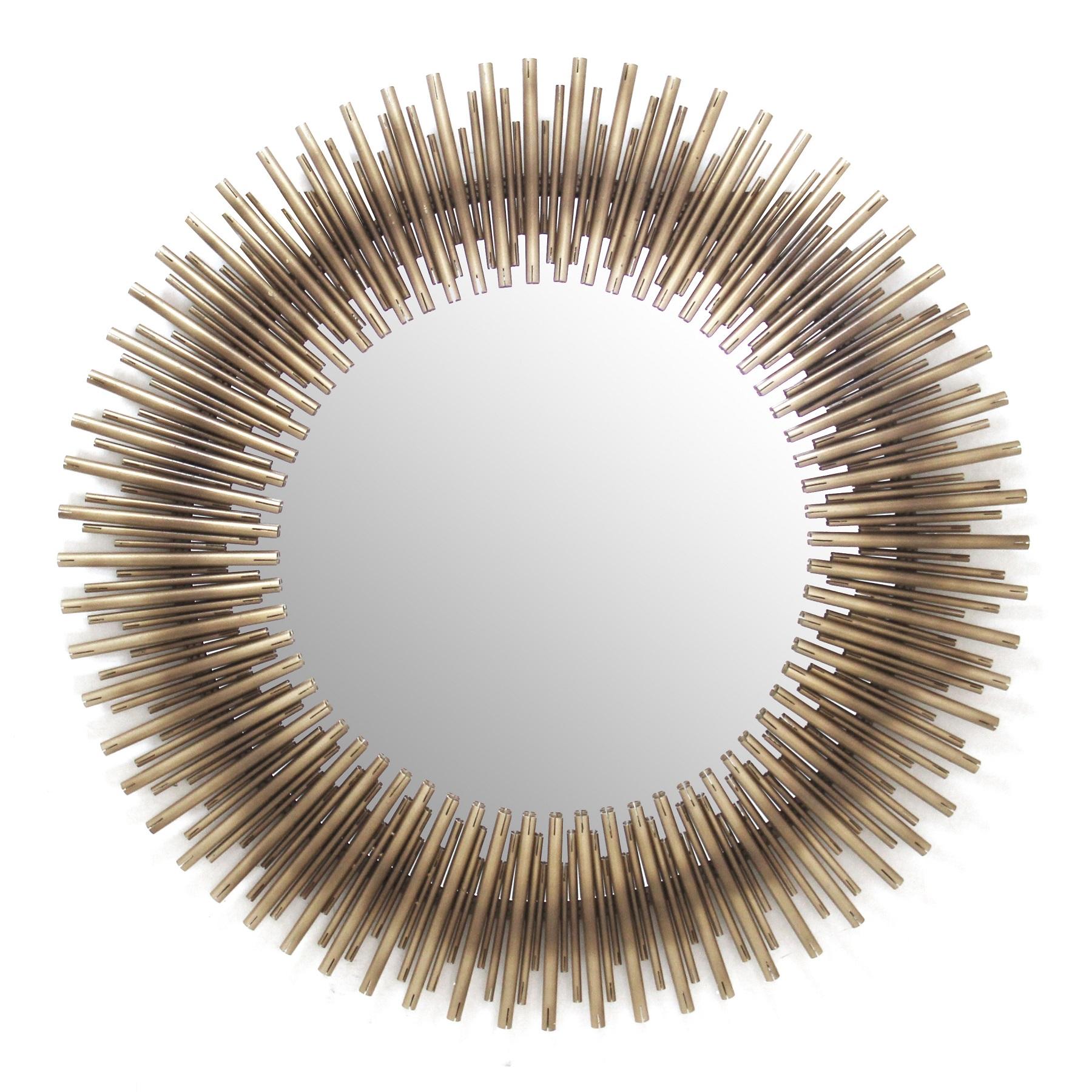 Фото #1: Настенное зеркало Raggi