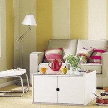 Фотография: Гостиная в стиле Современный, Минимализм, Декор интерьера, Мебель и свет – фото на InMyRoom.ru