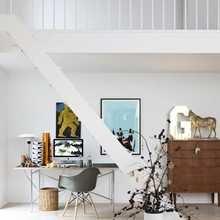 Фотография: Кабинет в стиле Скандинавский, Декор интерьера, HOFF – фото на InMyRoom.ru
