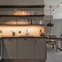 Фото из портфолио Великолепные оттенки серого – фотографии дизайна интерьеров на INMYROOM