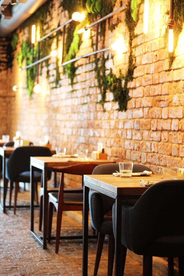 Фото из портфолио Ресторан 26/28 – фотографии дизайна интерьеров на INMYROOM