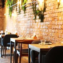 Фото из портфолио Ресторан 26/28 – фотографии дизайна интерьеров на InMyRoom.ru