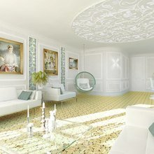 Фото из портфолио Квартира Лены Лениной – фотографии дизайна интерьеров на InMyRoom.ru