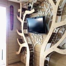 Фото из портфолио Мастерская домашнего уюта – фотографии дизайна интерьеров на INMYROOM