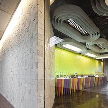 Фотография: Прочее в стиле Лофт, Офисное пространство, Офис, Цвет в интерьере, Дома и квартиры – фото на InMyRoom.ru