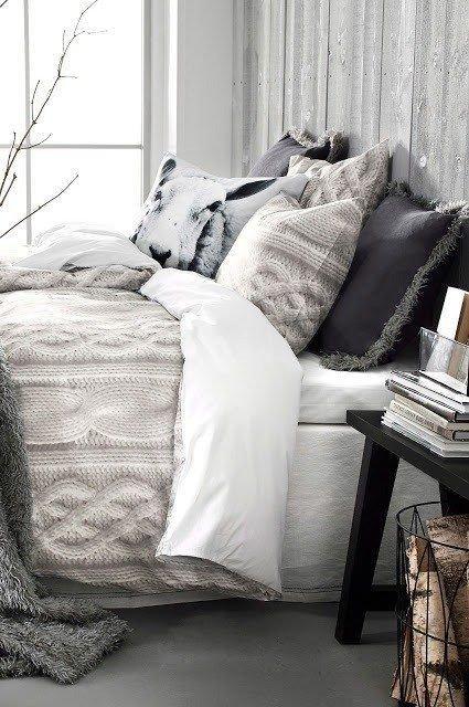 Фотография:  в стиле , Спальня, Декор интерьера, Советы, Askona, Аскона – фото на InMyRoom.ru