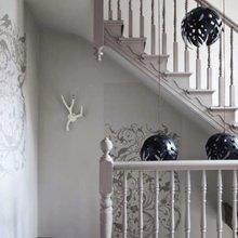 Фотография: Прихожая в стиле Кантри, Кухня и столовая, Декор интерьера, Дом, Мебель и свет, Дома и квартиры, Лондон, Плитка – фото на InMyRoom.ru