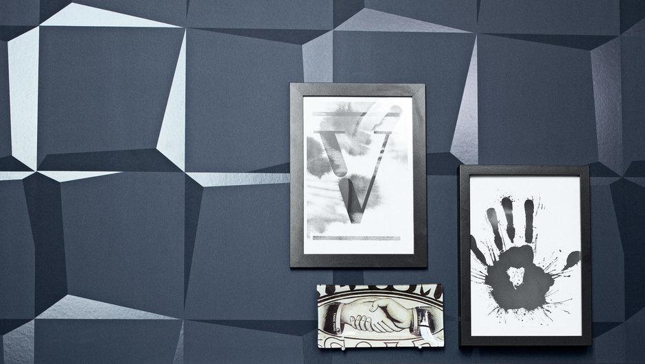 Фотография: Декор в стиле Современный, Эклектика, Декор интерьера, Дизайн интерьера, Цвет в интерьере, Обои, Стены, Эко – фото на InMyRoom.ru