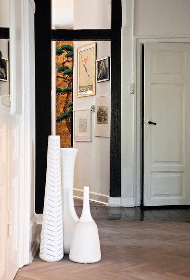 Фотография: Прихожая в стиле Прованс и Кантри, Декор интерьера, Квартира, Дома и квартиры, Камин – фото на InMyRoom.ru
