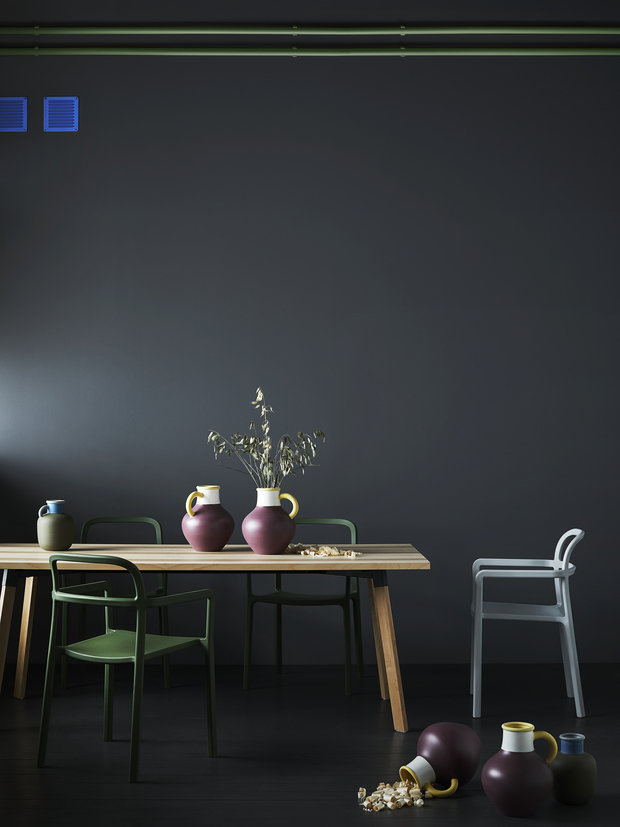 Фотография: Гостиная в стиле Минимализм, Гид, ИКЕА, Hay – фото на INMYROOM