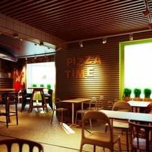 Фото из портфолио Pizza Time – фотографии дизайна интерьеров на INMYROOM